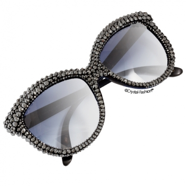 Crystallized Bianca Sunglasses