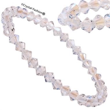 Elastic Bicone 5mm Bracelet