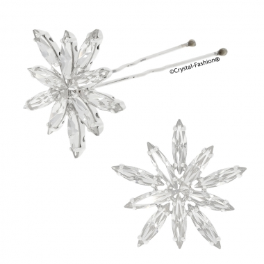 Star Glitter 2,8cm Hair Pin