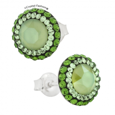Chaton England Queen 10 fl s FernGreen-Peridot+Lime