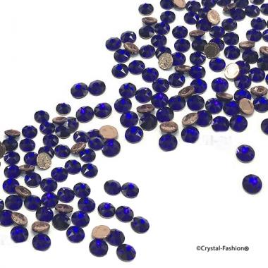 Xilion Rose fb ss12 (3mm) Cobalt HotFix