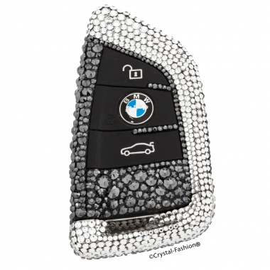 Crystallized Car Key