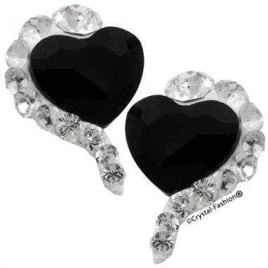Crystals for nails: Frame Heart U17 (10mm)