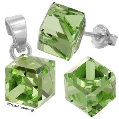 Cube f 8/8 s Peridot