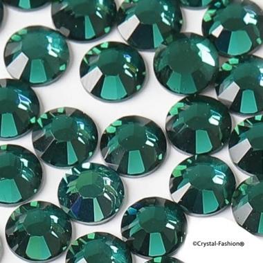 Xilion Rose fb ss12 (3mm) Emerald HotFix