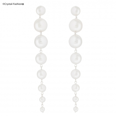 Falling Pearl 11,5cm s WhitePearl