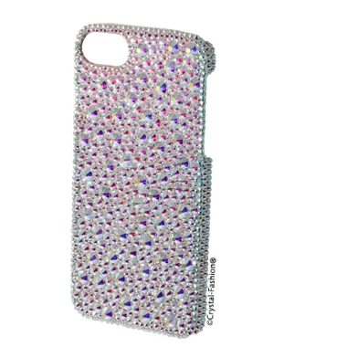 Full decorated Crytallized PhoneCase FullAuroreBoreale