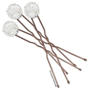 Rivoli Hair Pin 10mm