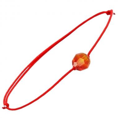 Kabbalah cord bracelet FireOpal