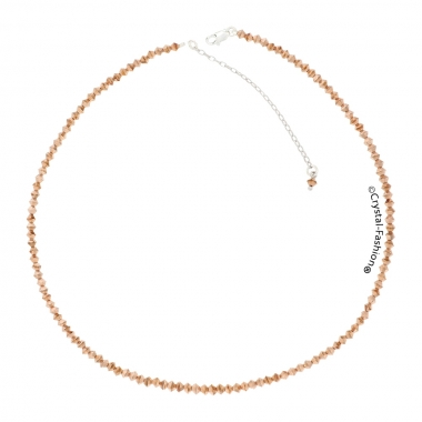 Kylie Bicone Necklace