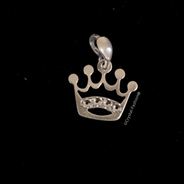 Sterling Crown Clear