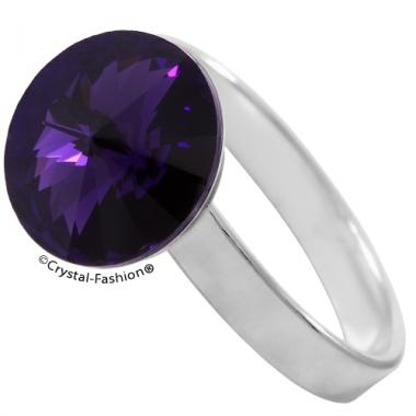 Rivoli r 10 gl Purple Velvet Ø18,1mm