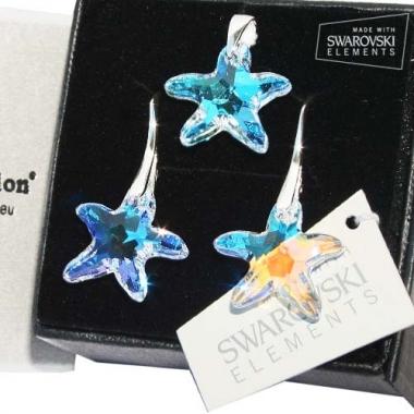 StarFish p 16/16 Lvbck BlueAb