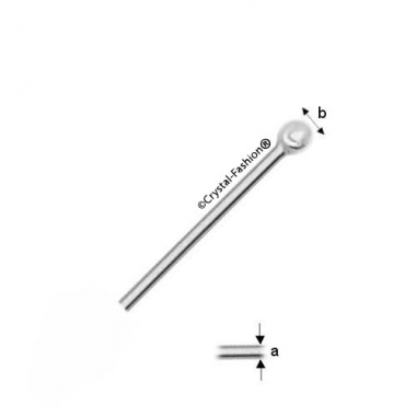 Thick Headpin 15mm