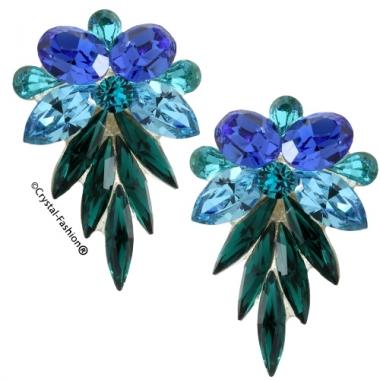Tilland 3cm s Emerald-Sapph-Lt.Turq-Aqua