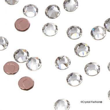 Xirius Rose fb ss16 (4mm) CrystalClear HotFix