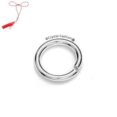 Jump Ring Medium Thin 0,8x4,1