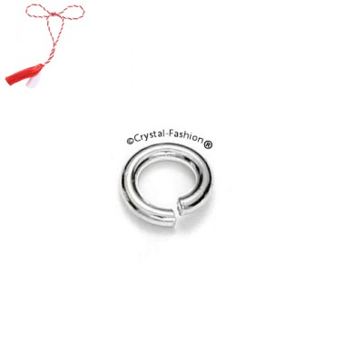 Jump Ring Small Thick 0,8x2,4
