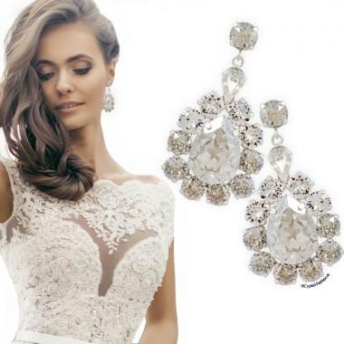 Arcadia Earrings 4,6cm