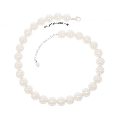 Pearl Necklace 12mm