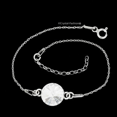 Silver Rivoli r10 gl Bracelet