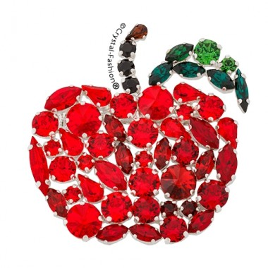 Big Apple Brooch 5,5cm