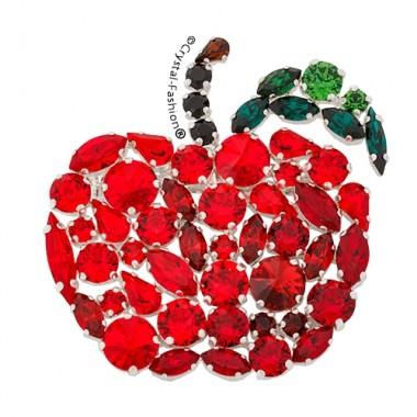 Big Apple Brooch 5,5cm