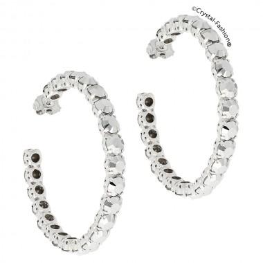 Medium Vertical Earrings 6,1cm