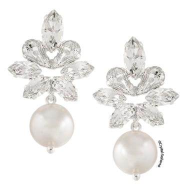 Bloj Pearl Earrings 3cm s