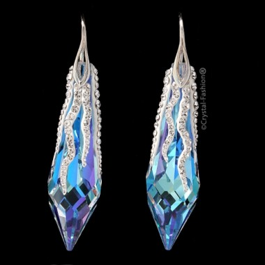 Crystallized Elongated Drop 50 Lvbck