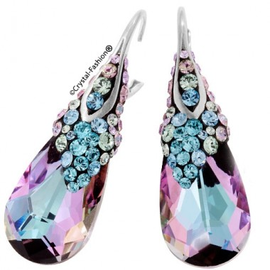 Crystallized Flat Pear p 24 Lvbck