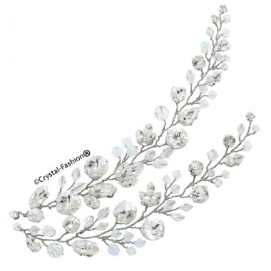Double B Zweig Hair Jewel 17cm