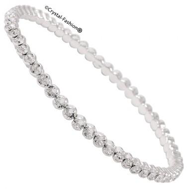 Bezel Elastic Chaton Bracelet ss12 3,1mm
