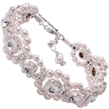 Flower Shape Bracelet