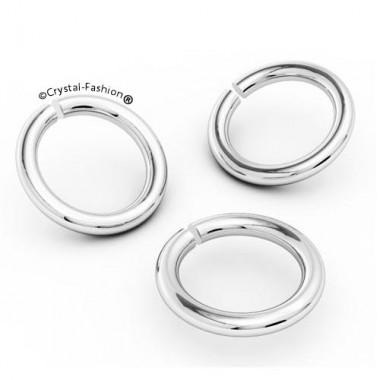 Jump Ring Small Thin 0,7x3,0