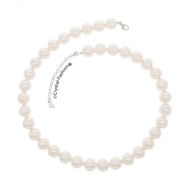 Pearl Necklace 10mm