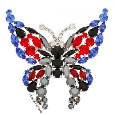 Sinani Butterfly Brooch 7,5cm