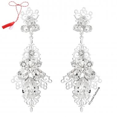 Selina Earrings 6,9cm s