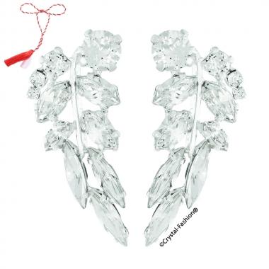 Short Nature Earrings 3,3cm s
