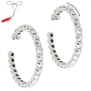 Medium Vertical Earrings 6,1cm s