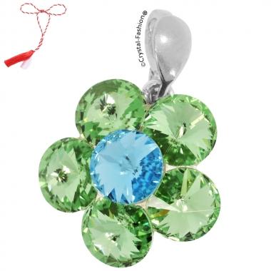 Rivoli Flower 15mm