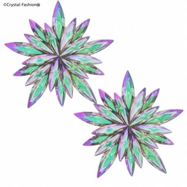 "Star Glitter ""1"" 3,4cm Clp-Pin ParadiseShine"