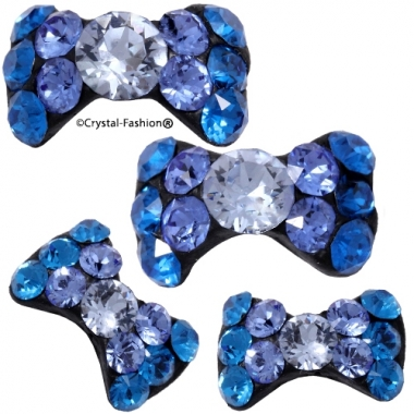 Crystals for nails: Bow Tie U09 (11/8mm)