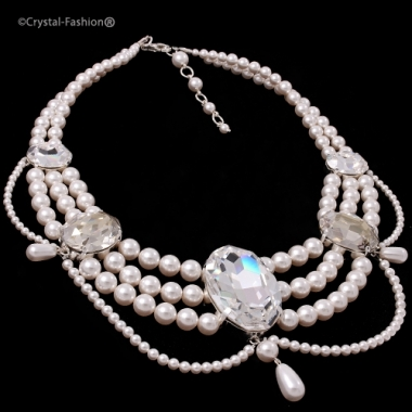 Anastasia Pearl Necklace