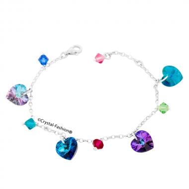 Heart Mix Bracelet