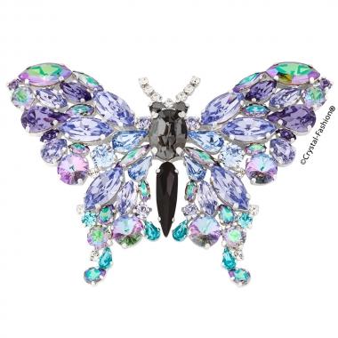 Magic Butterfly Brooch 6,3cm