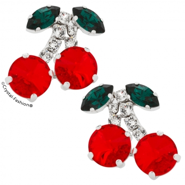 Cherry Earrings s 1,8cm