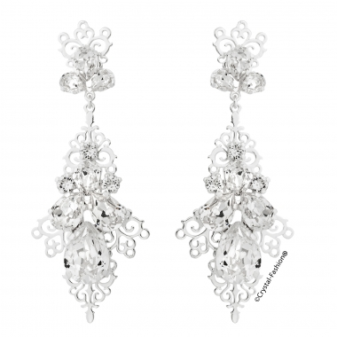 Selina Earrings 6,9cm s