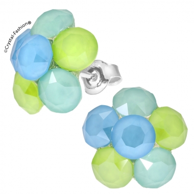 Chaton Flower 15mm (ss29) s Lacquer Pro colors