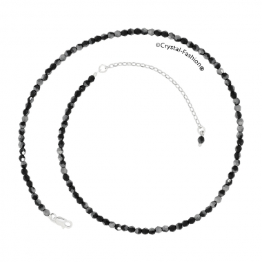 Kylie Round Bead Necklace